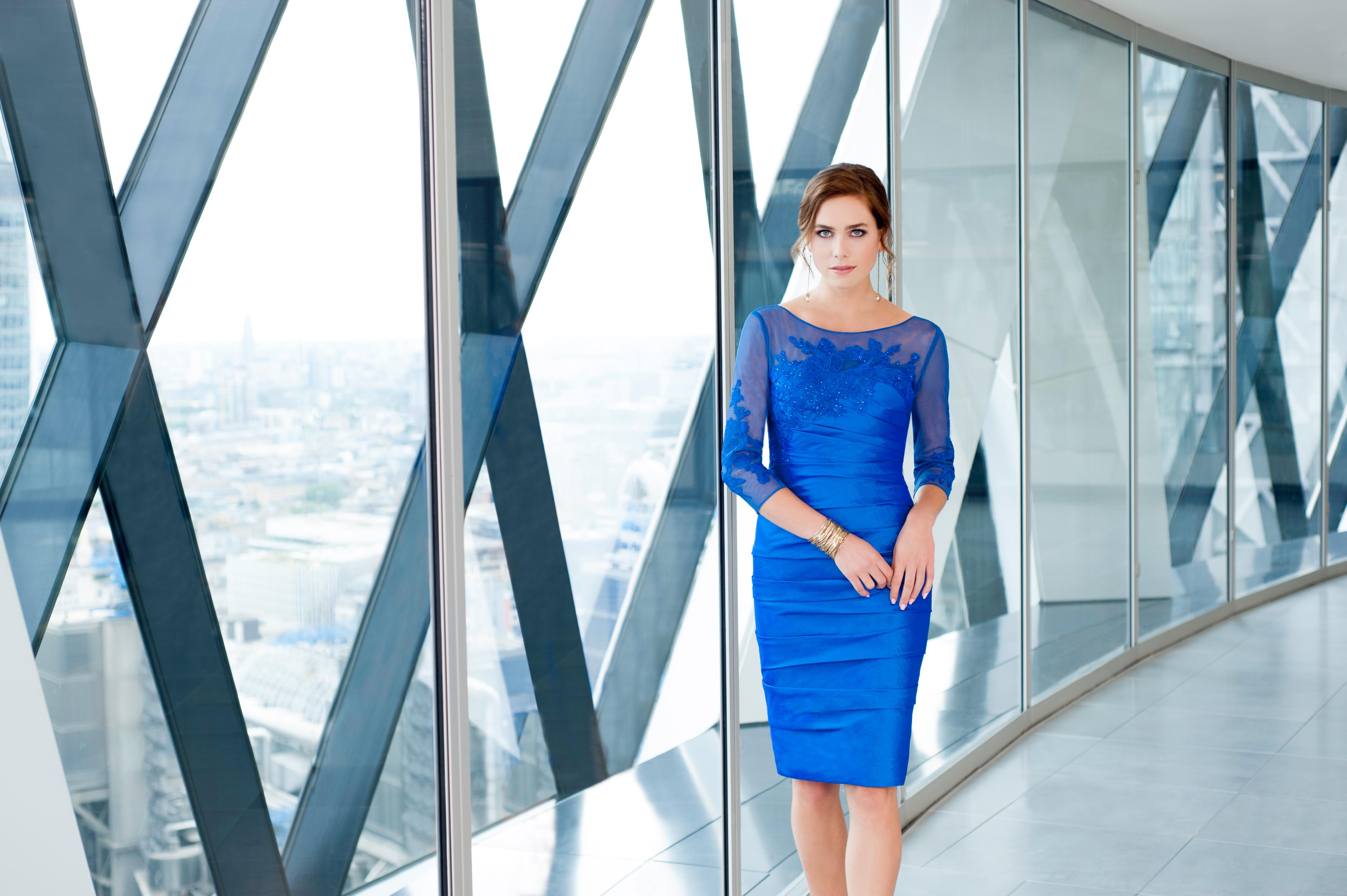 ISA819_Lapis Dress