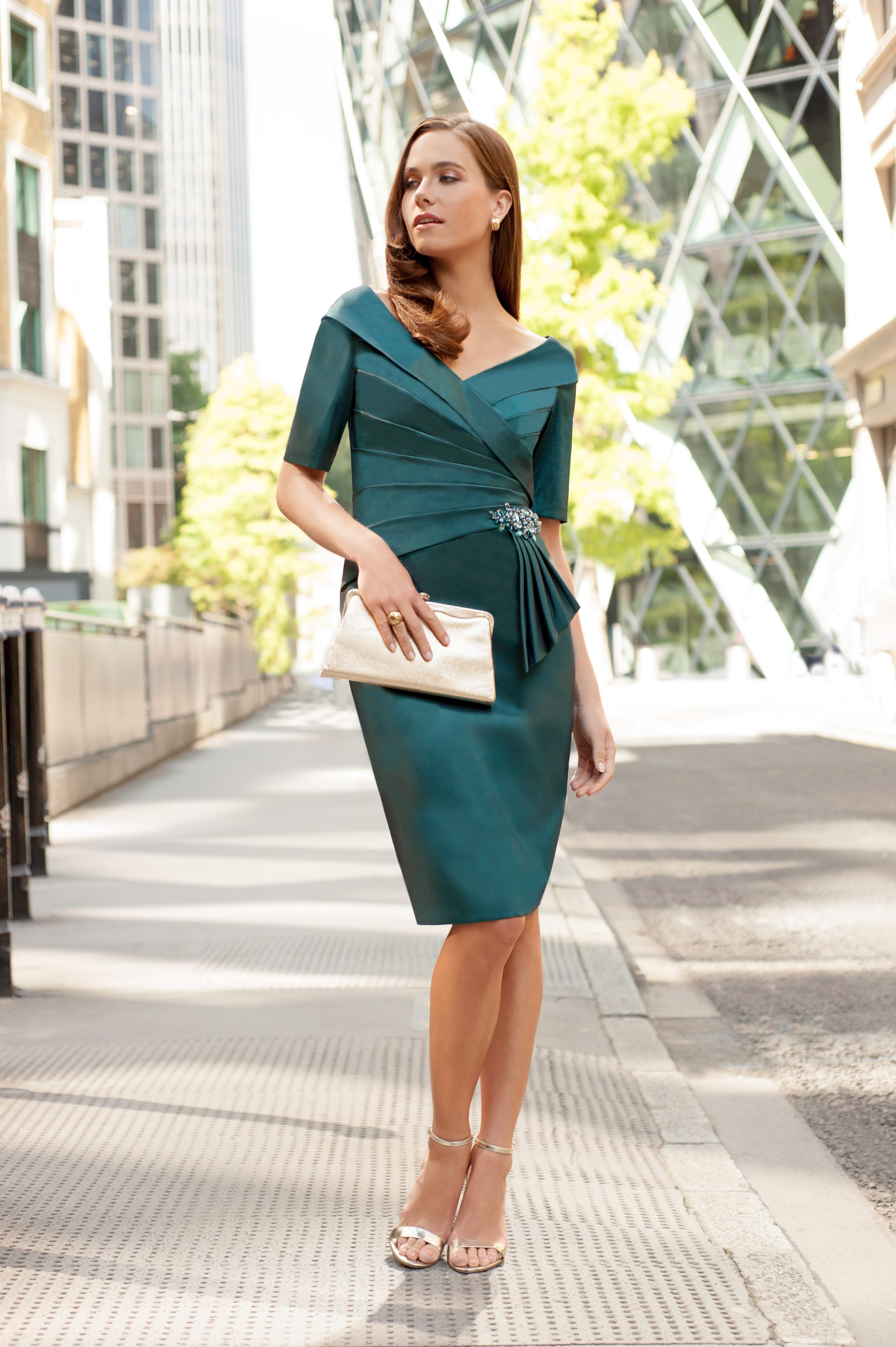 ISA831_Emerald Dress