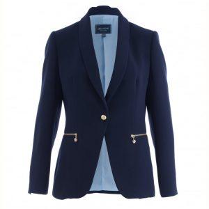 Bariloche Blue Blazer