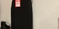 Oui Long Black Dress